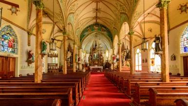 TX Painted Church