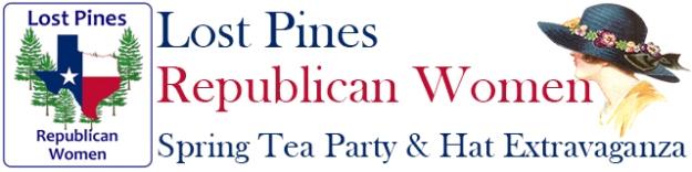 Lost Pines Republican Women Tea Party